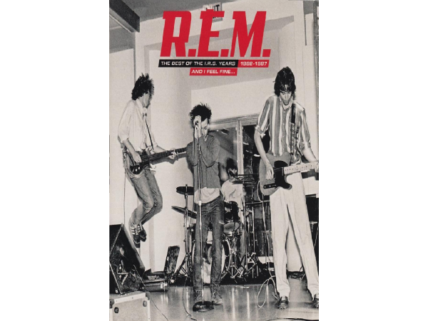 R.E.M - The Best Of The I.r.s. Years 1982-1987 - DVD