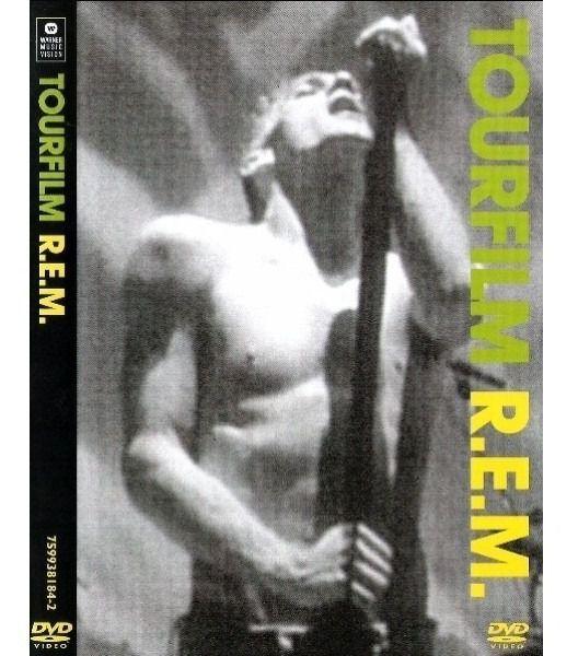 R.E.M. - Tourfilm - DVD