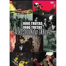 Racionais MCs - 1000 Trutas, 1000 Tretas