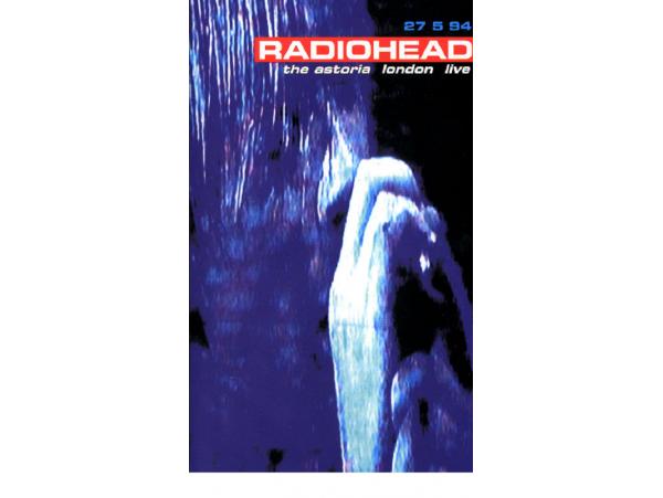Radiohead - Live at The Astoria 1994 - DVD