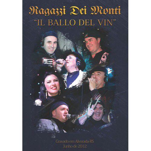 Ragazzi Dei Monti - Il Ballo Del Vin - DVD