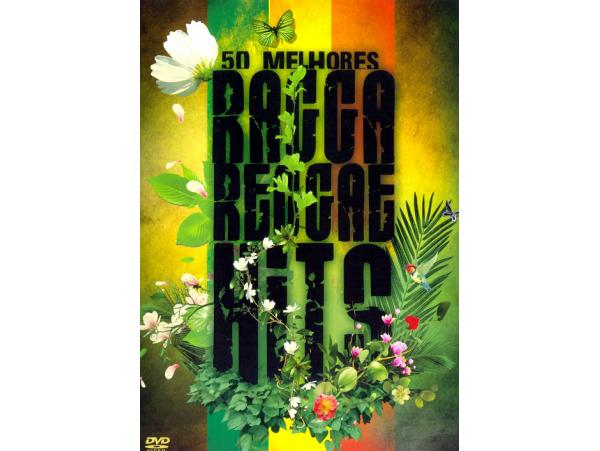 Ragga Reggar Hits - 50 Melhores - DVD