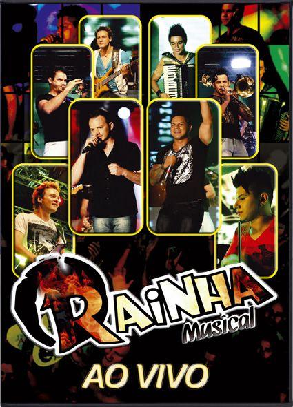 Rainha Musical - Ao Vivo - DVD
