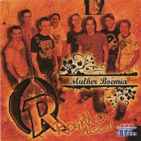 Rainha Musical - Mulher Boêmia - CD