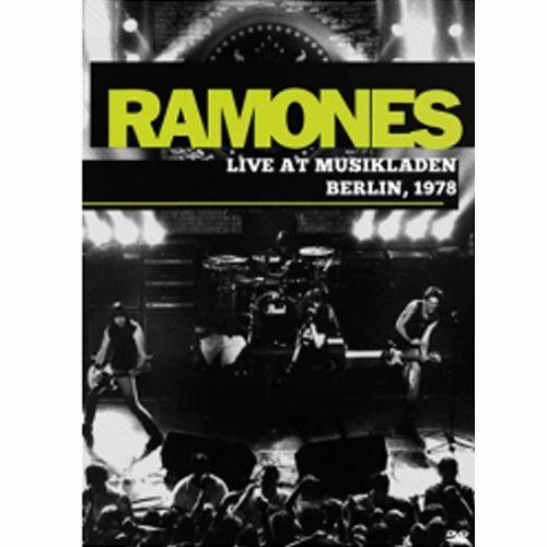 Ramones - Live At Musikladen - Berlin 1978 - DVD