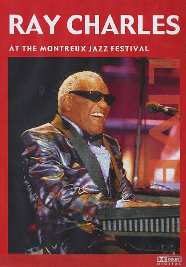 Ray Charles - At The Montreux Jazz Festival - DVD