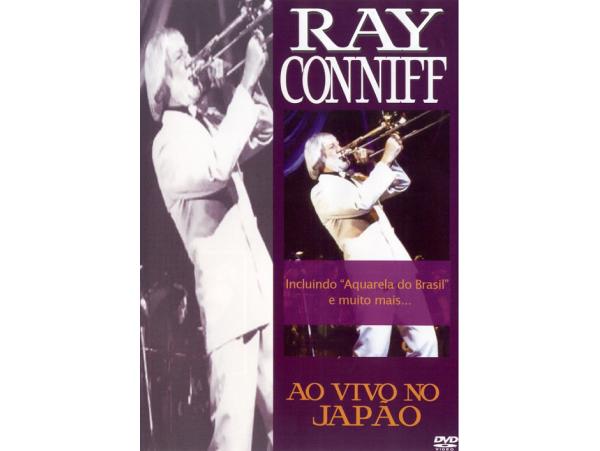 Ray Connif - Ao Vivo No Japão - DVD