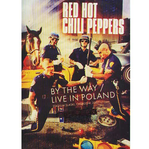 Red Hot Chili Peppers - By The Way - Live in Poland...