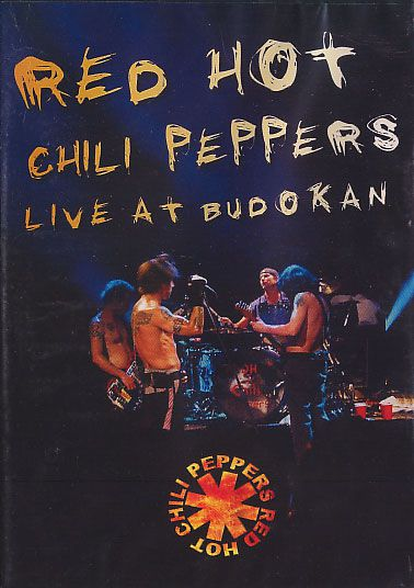 Red Hot Chili Peppers - Live At Budokan