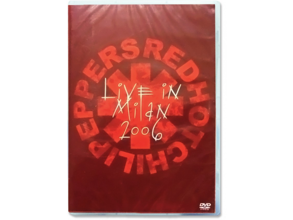 Red Hot Chili Peppers - Live in Milan 2006 - DVD