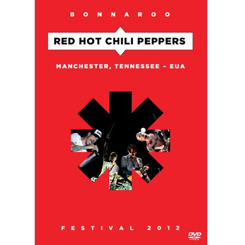 Red Hot Chili Peppers - Manchester - Festival 2012