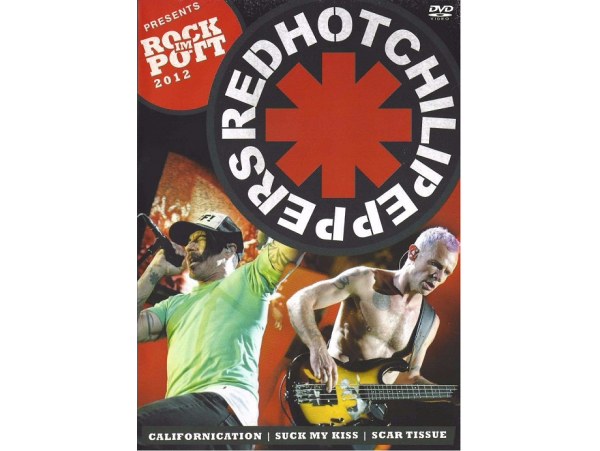 Red Hot Chili Peppers - Rock In Pott - 2012 - DVD
