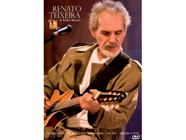Renato Teixeira - Ao Vivo - No Auditório Ibirapuera - DVD