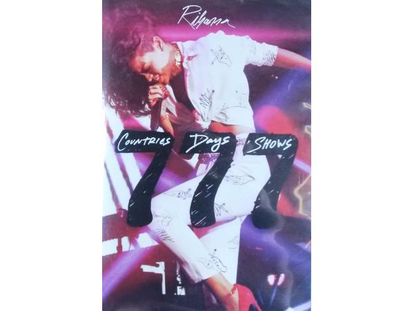 Rihanna - 777 Countries Days Shows  - DVD