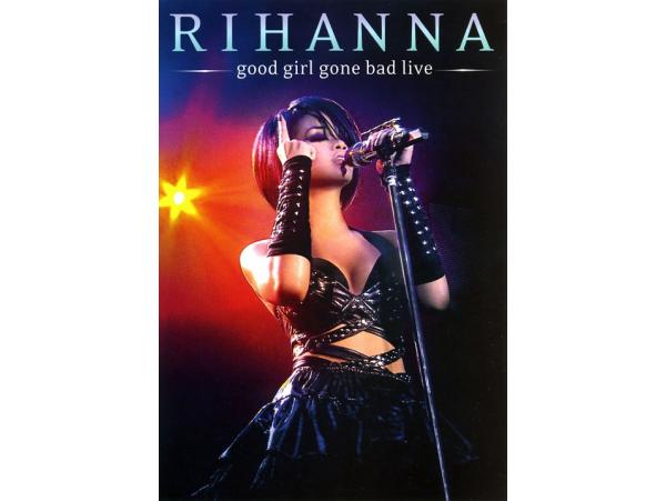 Rihanna - Good Girl Gone Bad Live - (Music Pack) - DVD