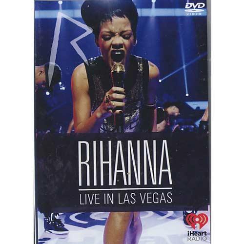 Rihanna - Live In Las Vegas - DVD