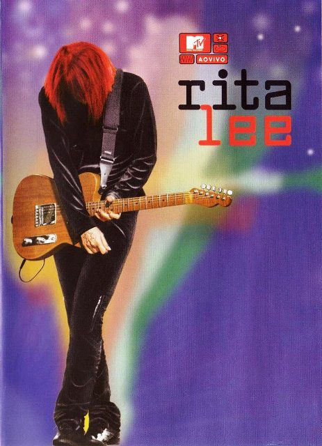 Rita Lee - MTV - Ao Vivo - DVD