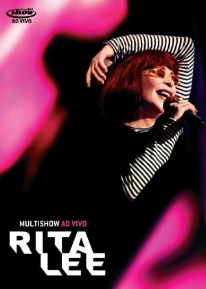Rita Lee - Multishow Ao Vivo - DVD