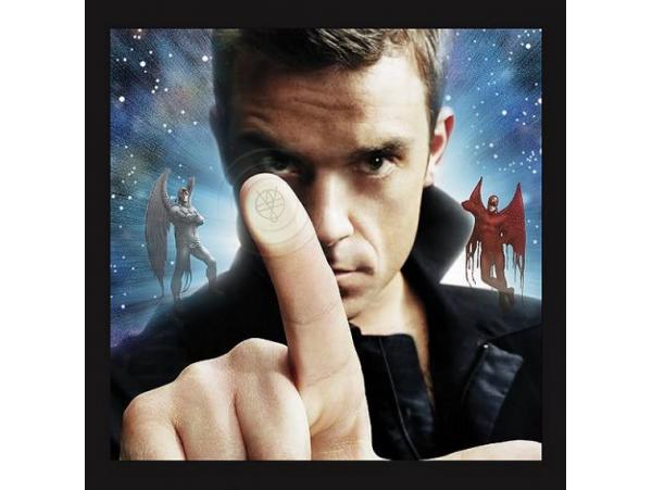 Robbie Williams - Intensive Care - CD