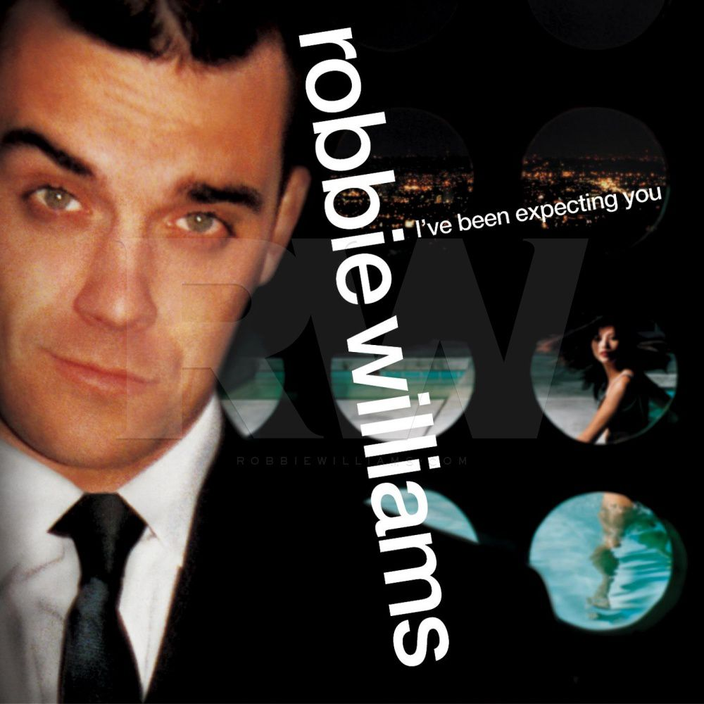 Robbie Williams - Ive Been Expecting You - CD