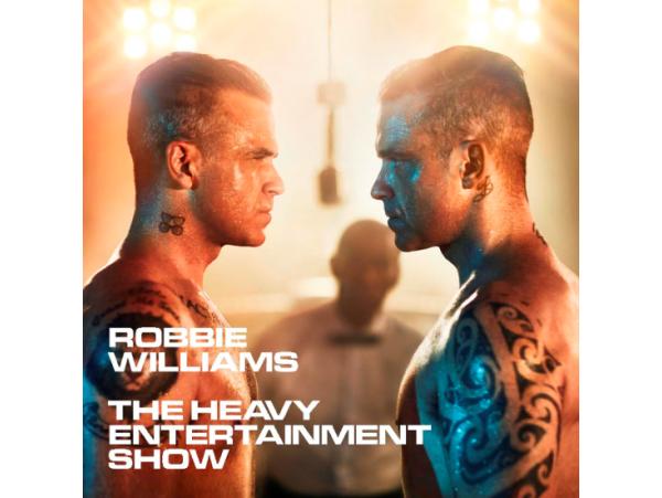 Robbie Williams - The Heavy Entertainment Show - CD