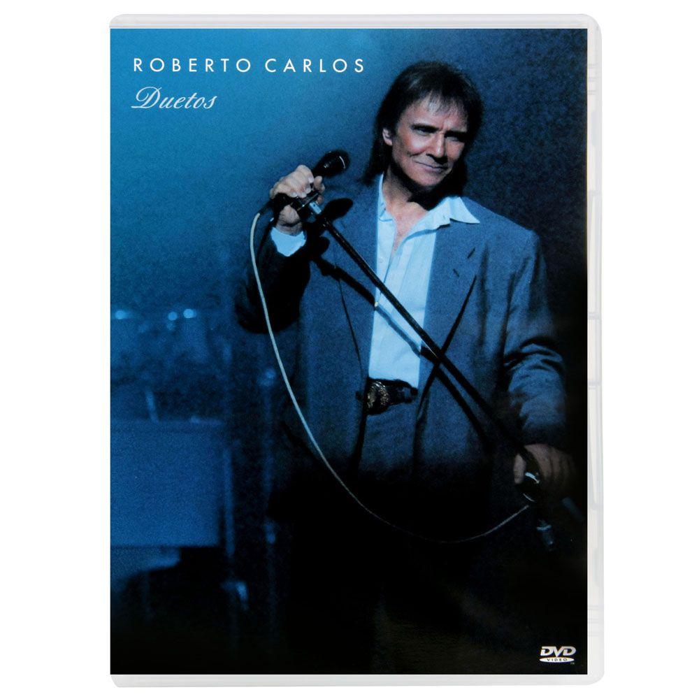 Roberto Carlos - Dueto - DVD