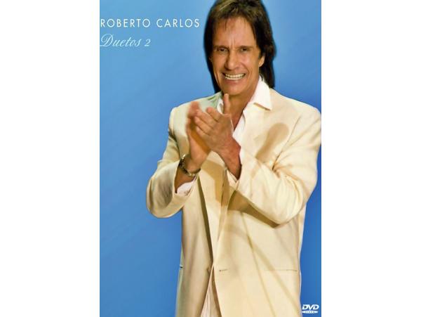 Roberto Carlos - Duetos 2 - DVD