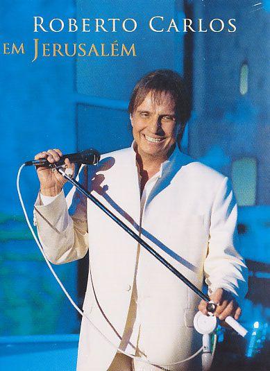 Roberto Carlos - Em Jerusalém - DVD