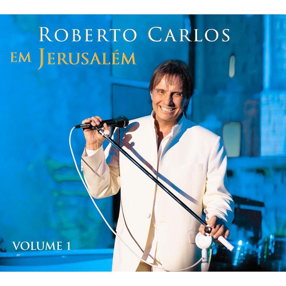 Roberto Carlos - Em Jerusalém - Vol. 01 - CD