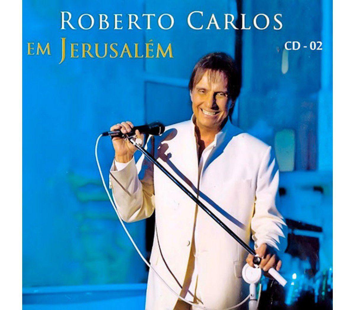 Roberto Carlos - Em Jerusalém - Vol. 02 - CD