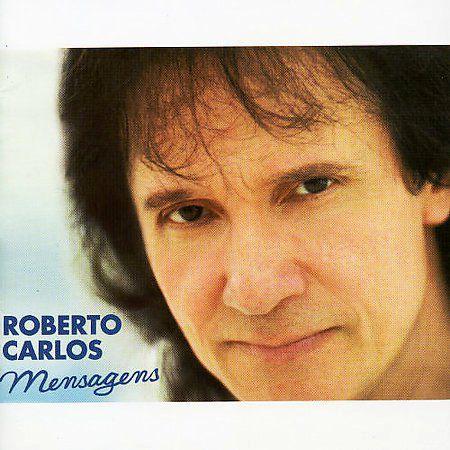 Roberto Carlos - Mensagens - CD