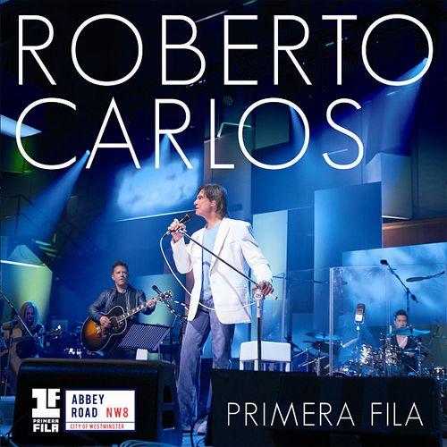Roberto Carlos - Primera Fila  - CD