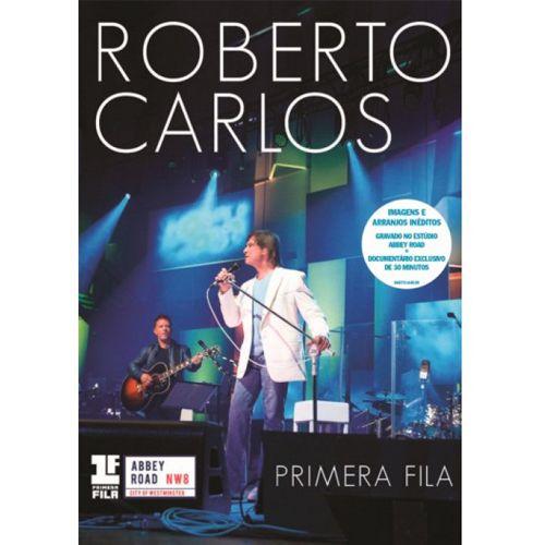 Roberto Carlos - Primera Fila  - DVD