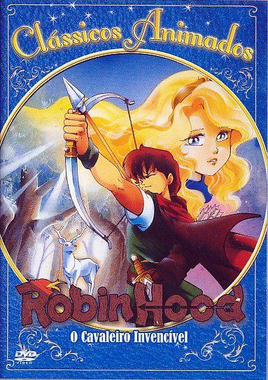 Robin Hood - Clássicos Animados
