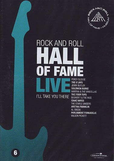 Rock and Roll Hall of Fame - Vol.6