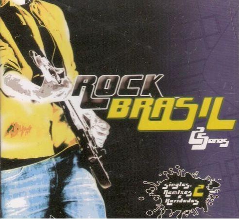 Rock Brasil - 25 Anos - Singles Vol. 02 - CD