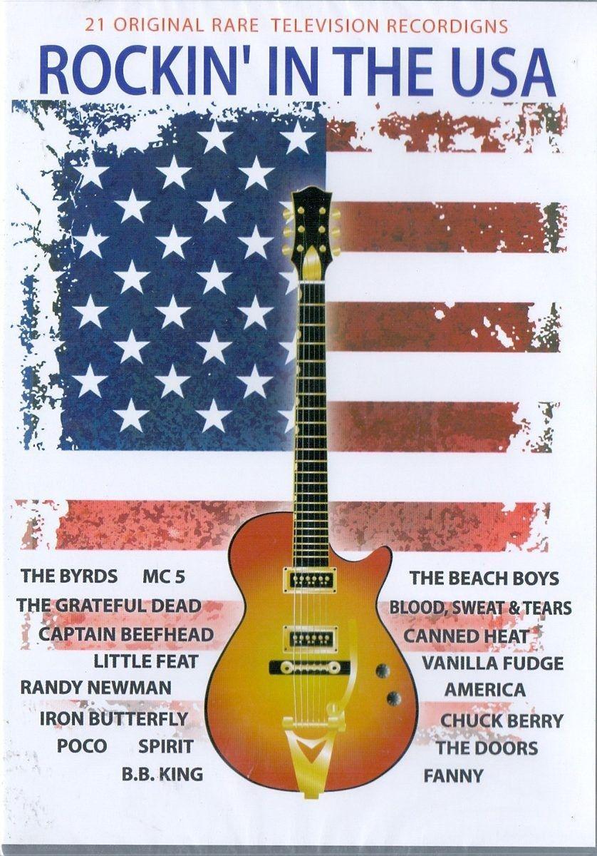 Rockin In The Usa - DVD