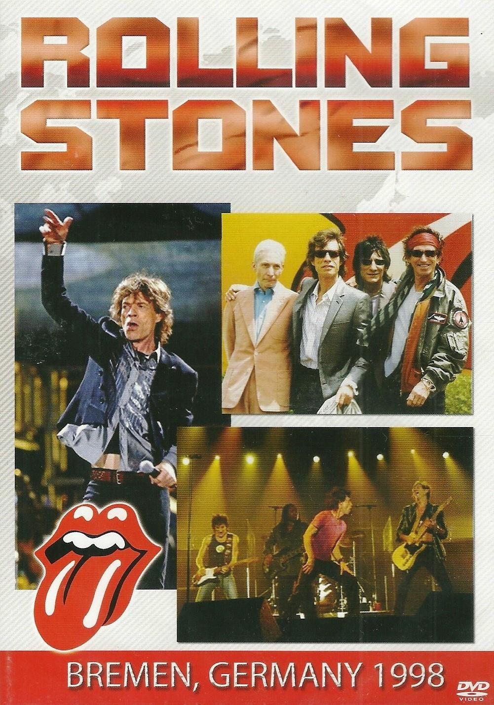 Rolling Stones - Bremen, Germany 1998 - DVD