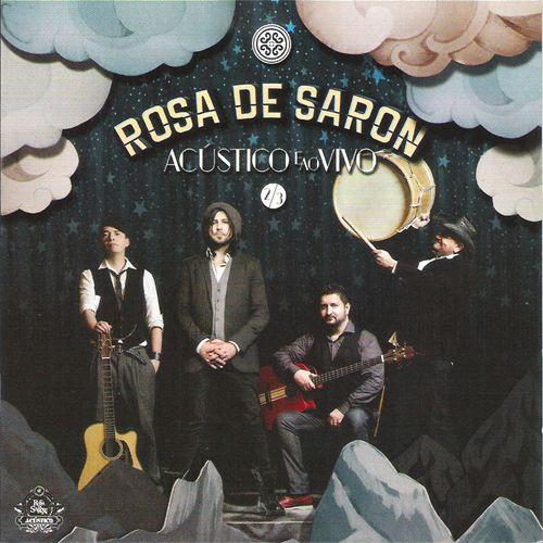 Rosa De Saron - Acústico E Ao Vivo 2/3 - CD