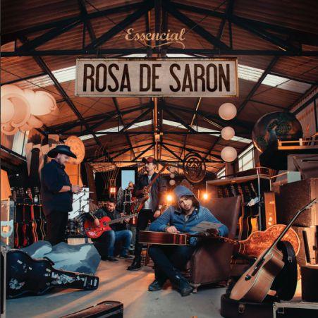 Rosa De Saron - Essencial - CD