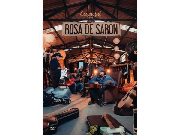 Rosa De Saron - Essencial - DVD