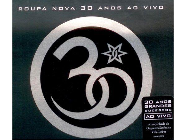 Roupa Nova - 30 Anos - CD