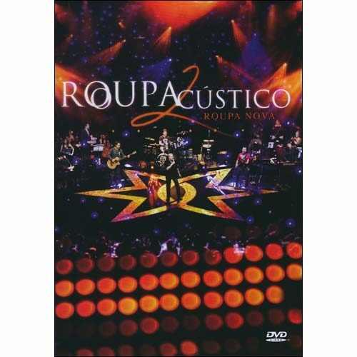 Roupa Nova - Acústico 2 - DVD