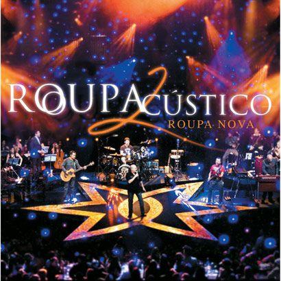 Roupa Nova - Roupa Acústico 2 - CD
