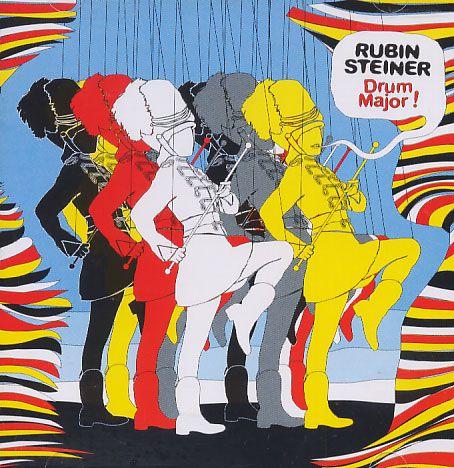 Rubin Steiner - Drum Major - CD
