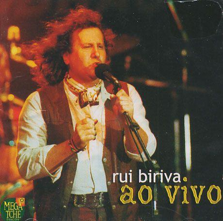 Rui Biriva - Ao Vivo - Duplo - CD