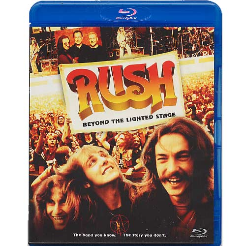 Rush - Beyond The Lighted Stage - Blu-Ray