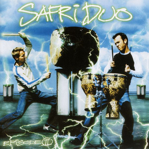 Safri Duo - Episode II - CD