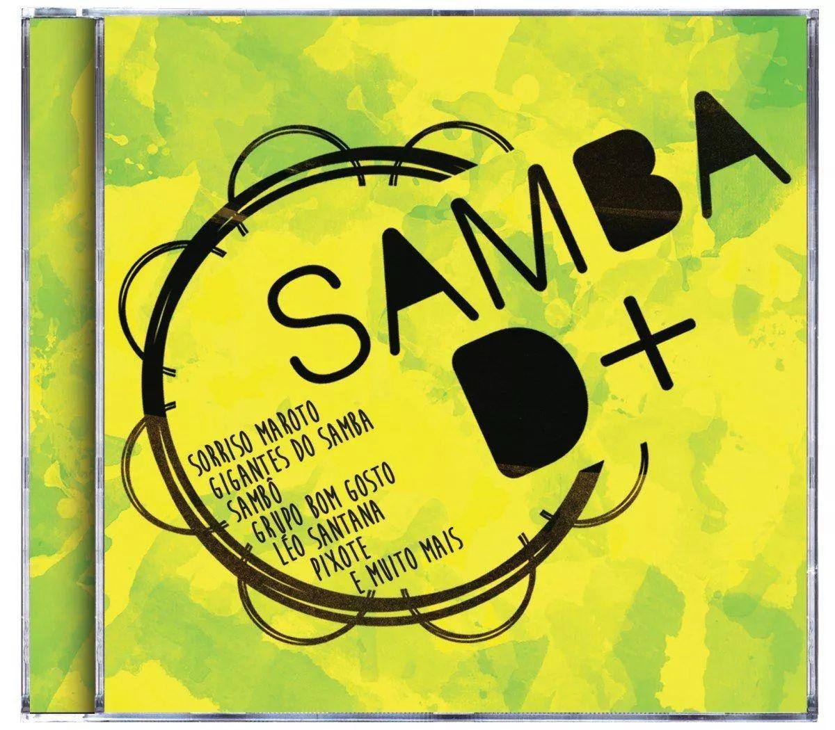 Samba D+ - CD