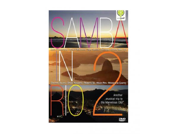Samba In Rio 2 - DVD